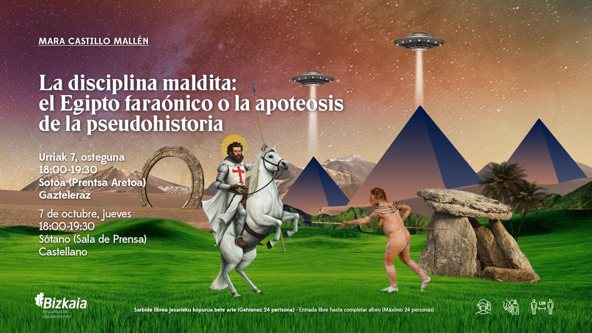 Bilbao acoge en octubre el ciclo de charlas 'Historia fantástica'